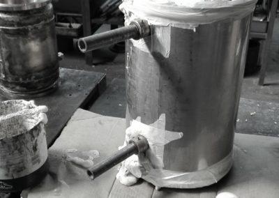 Coibentazione evaporatore ST