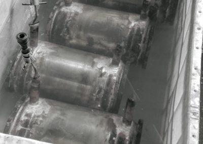 Prova pressione evaporatori ST