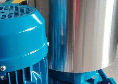 Particolare evaporatore ST