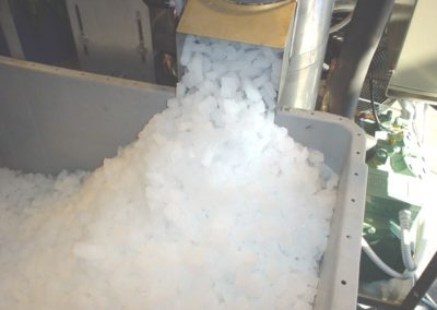 Granular ice serie ST