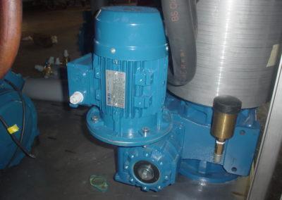 serbatoio supplement. olio riduttore - gear oil tank